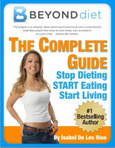 Chapter 4 - Beyond Diet Book About Choosing Healthy Foods